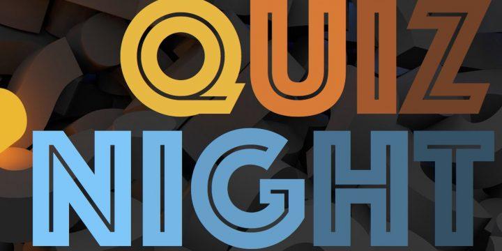 Quiz Night – 14th November