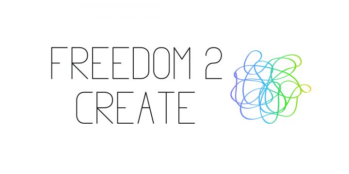 FREEDOM 2 Create – Our new art programme!